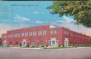Indiana Marion Memorial Coliseum 1942