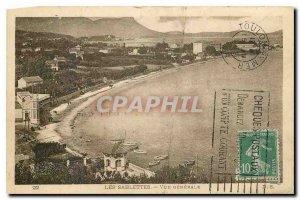Old Postcard Sablettes General view