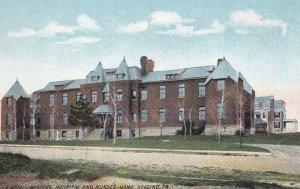 READING, Pennsylvania, 1900-10s; Hospital and Nurse's Home
