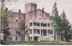 Ladies Hall , ALFRED , New York , PU-1908