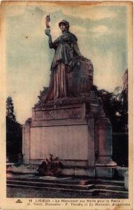 CPA LISIEUX - Le Monument aux Morts pour la Patrie (516728)