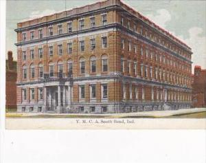 Indiana South Bend Y M C A Building