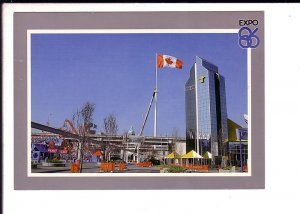 Entrance, Expo 86 Vancouver, British Columbia