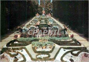 Postcard Modern Storico Giardino Garzoni Collodi dry XVII