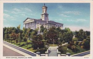 Tennessee Nashville State Capitol