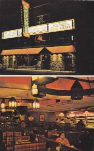 Restaurant Clovis Belval , GRANBY , Quebec , Canada , PU-1989