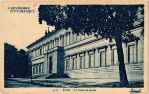 CPA L'Auvergne Pittoresque RIOM Le Palais de Justice (407873)