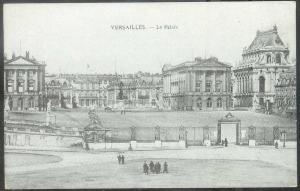 France, old Versailles drawing, unused