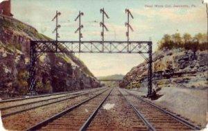 DEAD MANS CUT JEANNETTE, PA 1909