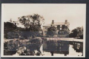 Yorkshire Postcard - The Old Hall, Markington    HM575