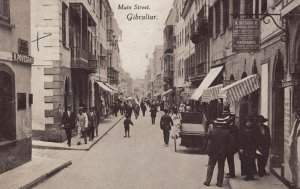 GIBRALTAR , 00-10s ; Main Street