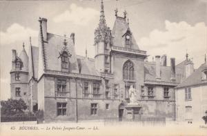 Le Palais Jacques Coeur, Bourges (Cher), France, 1900-1910s