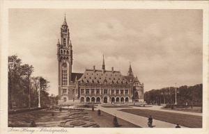 Vredespalais Den Haag Netherlands