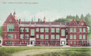 Exterior,  Portland Academy,  Portland,   Oregon,  00-10s