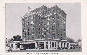 Georgia Waycross Hotel Ware