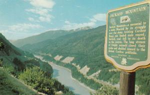 FRASER CANYON , B.C. , Canada , 50-60s ; Jackass Mountain