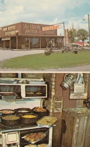 ANNA , Illinois , 1975 ; The From Kettle Antique Restaurant