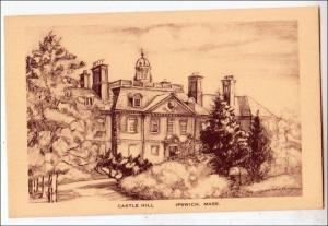 Castle Hill, Ipswich MA