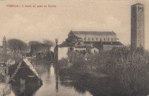 TORCELLO , Italy , 00-10s ; Il Canal dal ponte del Diavolo