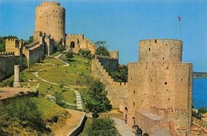 Turkey Istanbul Rumelihisar Fortresses Rumelihisari