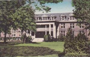 Kentucky Barbourville Union College Stevenson Hall For Men Handcolored Albertype