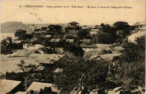 CPA AK Diego Suarez- Aspect general de la Ville Basse, MADAGASCAR (819918)