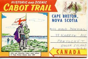 Canada - Nova Scotia, Cape Breton, Cabot Trail  * Folder