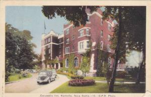 Cornwallis Inn , Kentville , Nova Scotia , Canada , PU-1941