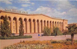 B29282h Kirovabad Lenin Square  azerbaijan
