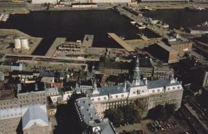 Ville de Quebec , Quebec , Canada , Bassin Louise , 70s