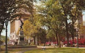 Georgia Savannah Madison Square