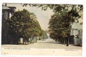 Water Street , South , SHELBURNE , Nova Scotia , Canada , PU-1908