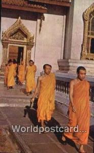 Bangkok Thailand Temple Hall  Temple Hall