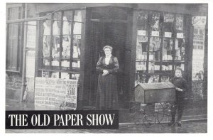 The Old Paper Show 1989, Toronto, Ontario, Deltiology