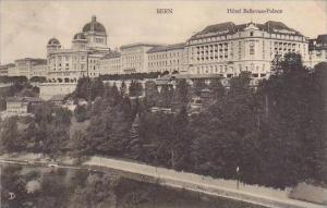 Switzerland Bern Hotel Bellevue Palace