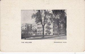 GREENFIELD, Massachusetts, 1908 ; The Weldon
