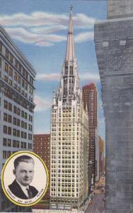 Chicago Methodist Temple - Chicago IL, Illinois - Linen
