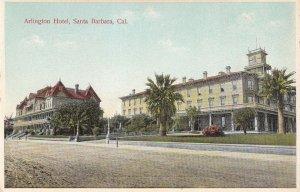 SANTA BARBARA, California, 00-10's; Arlington Hotel
