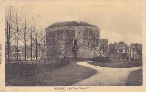 Belgium Tournai La Tour Henri VIII
