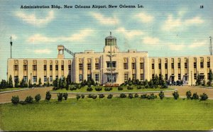 Louisiana New Orleans Airport Administration Building 1943