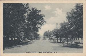 SHELBURNE , Nova Scotia , Canada ,00-10s ; King Street , East