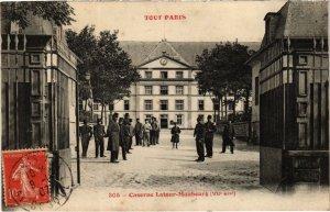 CPA Tout Paris - 305 - caserne Latour-Maubourg, 7e (76014)