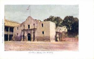The Alamo San Antonio TX Unused