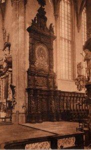 Belgium Anvers Eglise St Paul Grand portique du Jube