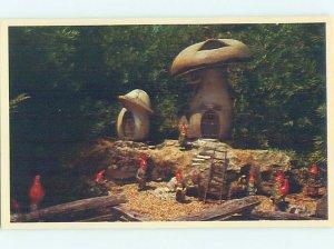 Pre-1980 BUSCH GARDENS Tampa Florida FL AF9775