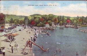 Rapid City SD - CANYON LAKE 1920s