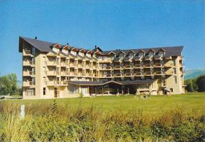 Spain Gerona Puigcerda Park Hotel