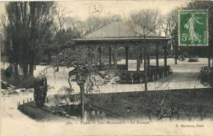 CPA Paris 14e (Dep.75) Le Parc Montsouris (56594)