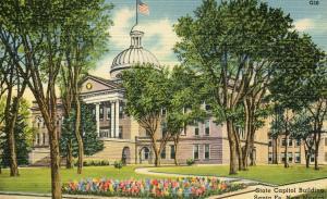 NM - Santa Fe. State Capitol