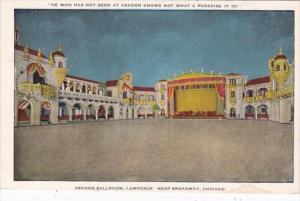 Illinois Chicago Aragon Ballroom Near Broadway